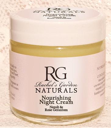 Face - Rachel's Garden, Nourishing Night Cream