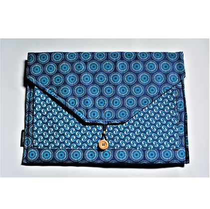 Shweshwe - Boundless, Laptop bag