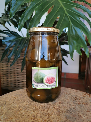 Preserves - TotHierToe, Green Figs