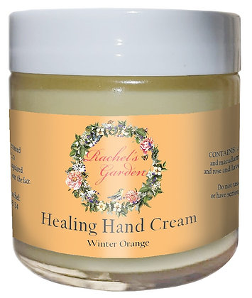 Hands - Rachel's Garden, Healing Hand Cream.