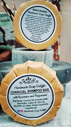 Hair - Handmade Soap Delight, Shampoo Bar