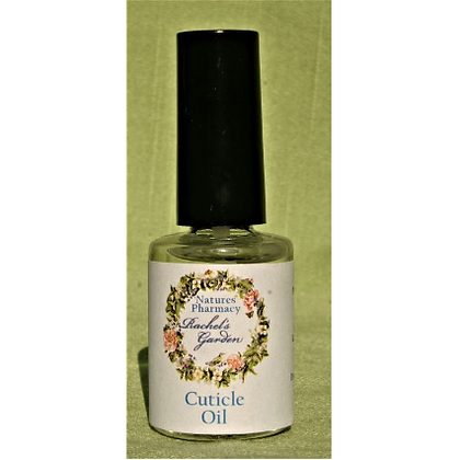 Hands - Rachel's Garden, Cuticle Oil
