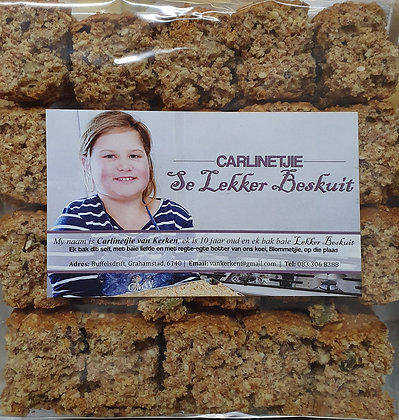 Rusks - Carlinetjie's seed rusks