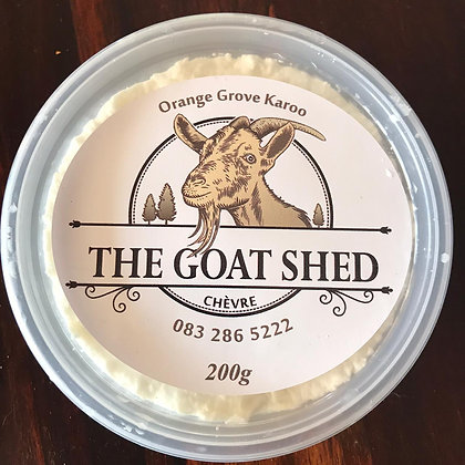 Dairy - The Goat Shed, Goats Cheese