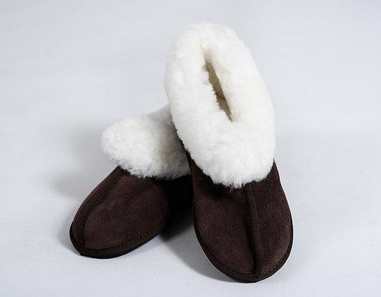 Leather - GDE, Sheepskin Slippers, Gents
