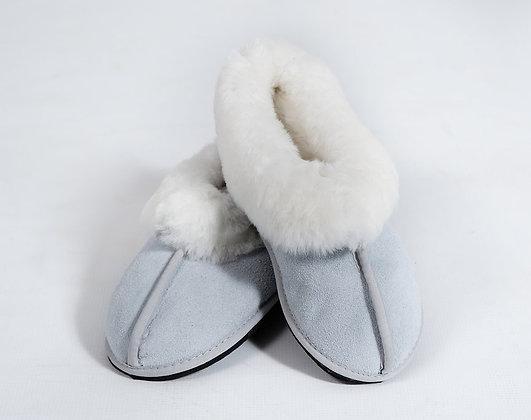 Leather - GDE, Sheepskin Slippers, Ladies