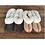Thumbnail: Leather - GDE, Sheepskin Slippers, Ladies