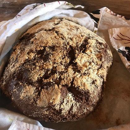 Bread - Baked, Rye