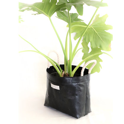 Upcycle - Plasticity, Classic Planter Bag, Large
