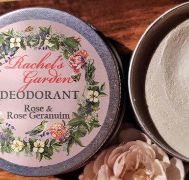 Body - Rachel's Garden, Deodorant, Various Scents