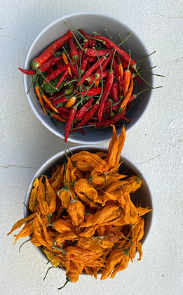 Fresh Produce - Online Karoo, Dried or Fresh Chilli, mixed