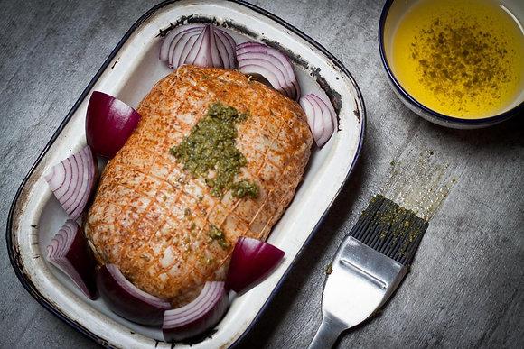 Meat - Die Vleishaak, Chicken rolls, Basil Pesto, Frozen