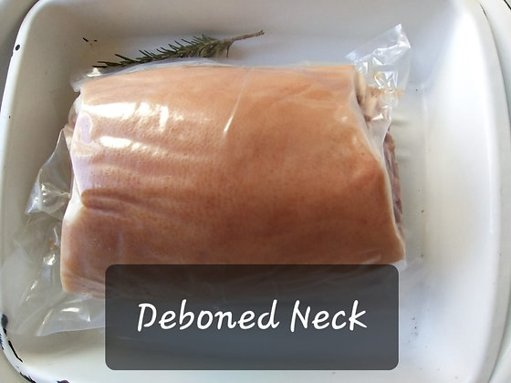 Meat - Ganora Pork Deboned Neck