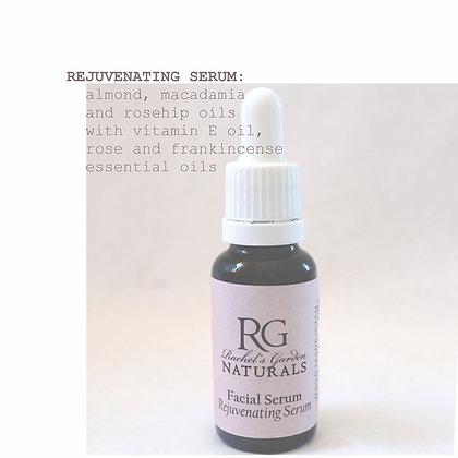 Face - Rachel's Garden, Rejuvenating Serum