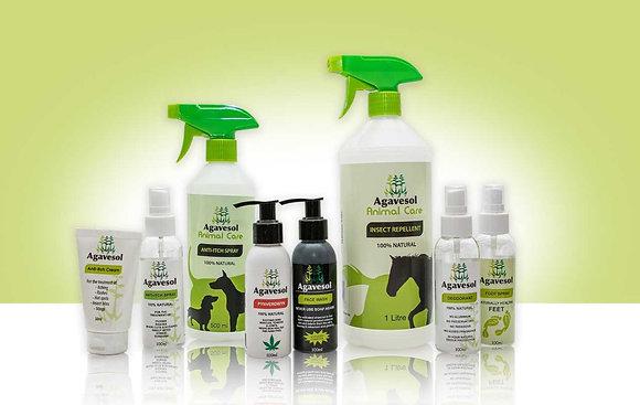 Body - Agavesol, Anti-Itch Spray