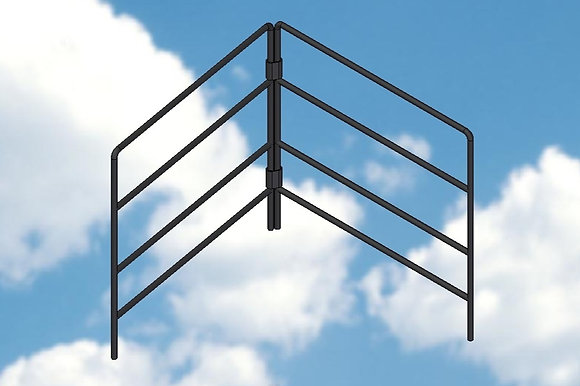 Braai - Braai grid stand, Petrie