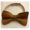 Thumbnail: Leather - GDE, Leather Bowtie
