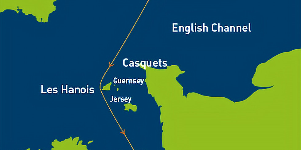 Cowes - Dinard - St Malo 2021 :: Race strategy and weather/currents