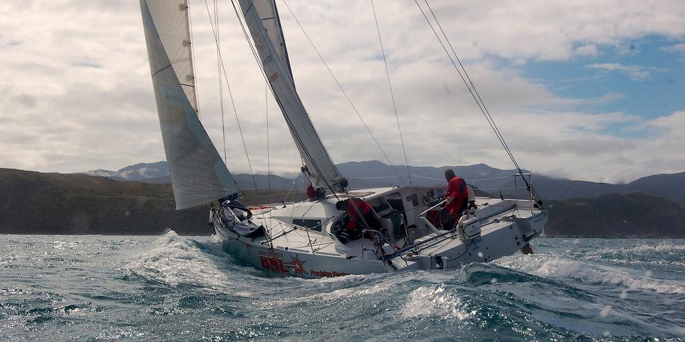 Expedition - Setup and planning for coastal sailing/racing Part 1