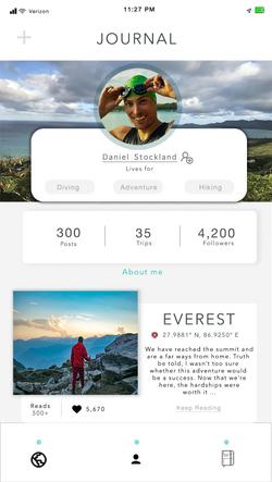 Larger post app image
