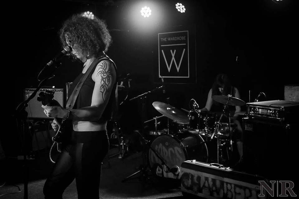 CHAMBERS band live