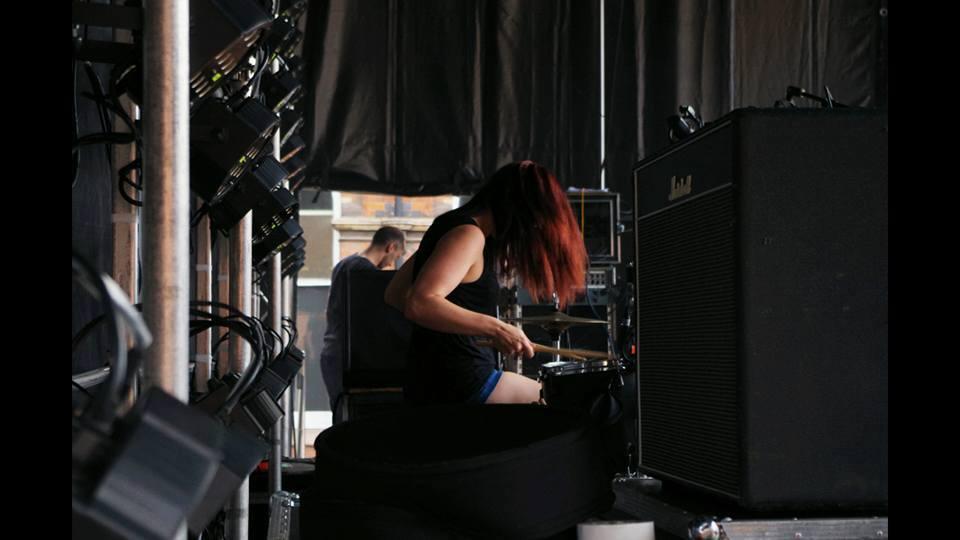 CHAMBERS band live - Ellie Churchill