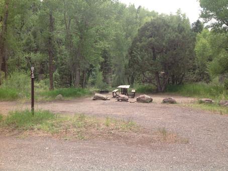 Campground Spotlight - Mogote