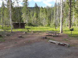 Kit Price Campground