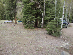Thirty Mile Campground