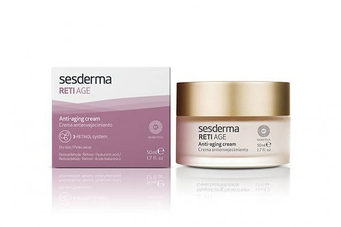 Sesderma Retiage Anti-Aging Facial Cream, 50ml