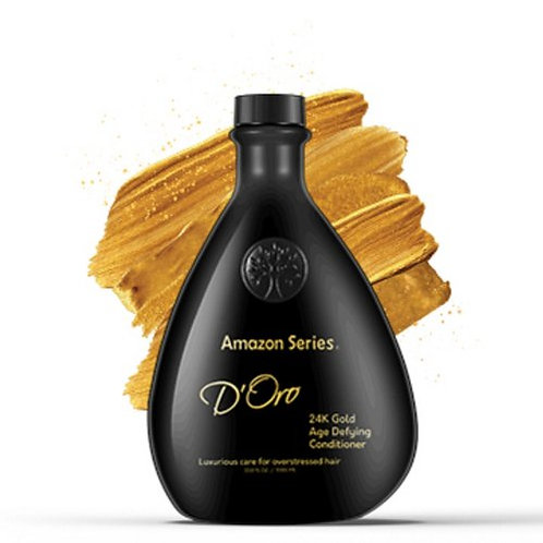 Amazon Series D'Oro 24k Gold Age-Defying Conditioner
