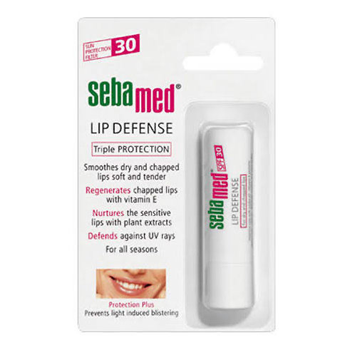 Sebamed Lip Defense With SPF 30 Triple Protection