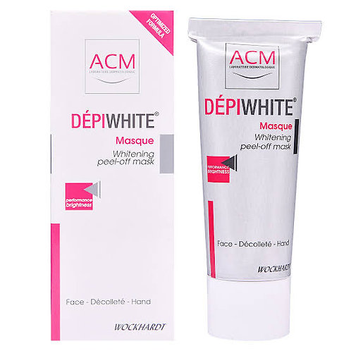 Wockhardt Depiwhite Masque, Whitening Peel-Off Mask