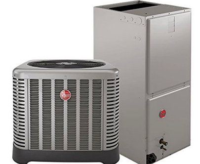 Rheem Central Air Conditioning System Replacement