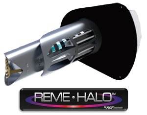 REME-H - HALO™  Air Purification -Installed-