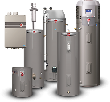 Water Heater  - Installed-
