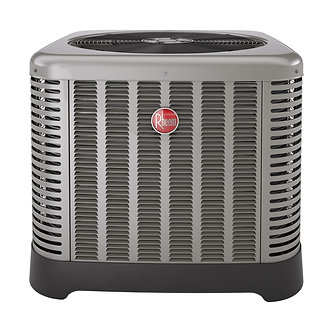 Rheem Central Air Conditioning Condenser Replacement