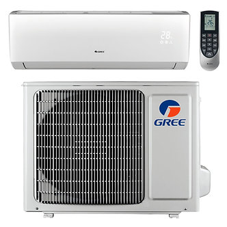 Gree Ductless Mini Split System - Installed-