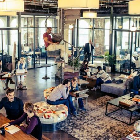 Espaces de Co-Working : des nouveaux bureaux pour une nouvelle économie