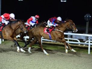 Clebourne Gets Off The Mark in Good Style