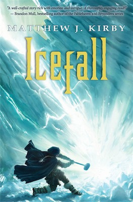 Icefall by Matthew J. Kirby