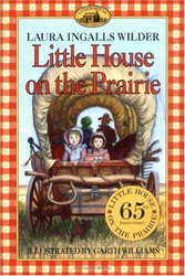 Little House on the Prairie (Little House, Book 2) by Laura Ingalls Wilder