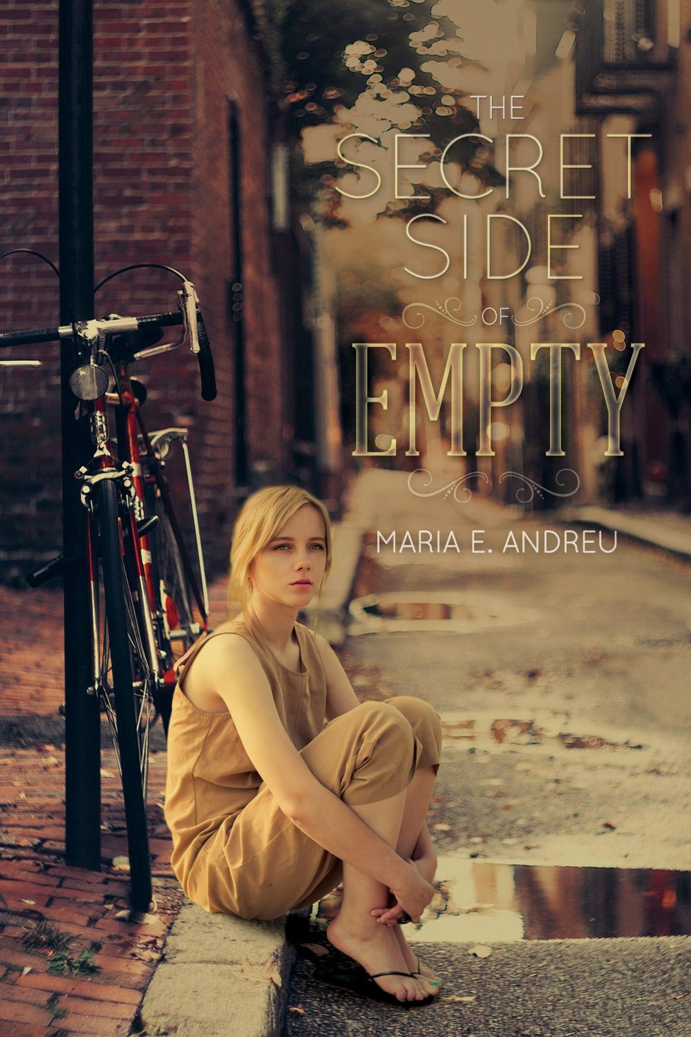 The Secret Side of Empty by Maria E. Andreu