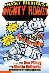 Ricky-Ricottas-Mighty-Robot-by-Dav-Pilke