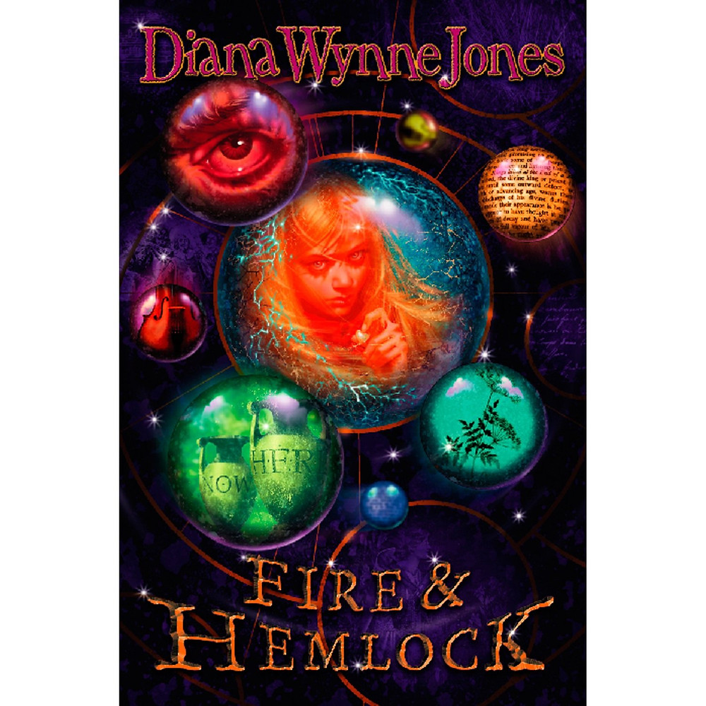 Fire and Hemlock by Diana Wynne Jones