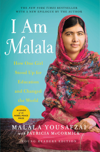 I Am Malala (Young Readers Edition) by Malala Yousafzai