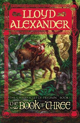 The Book of Three (The Chronicles of Prydain, Book 1) by Lloyd Alexander