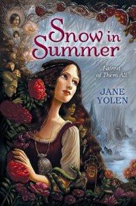 Snow In Summer by Jane Yolen