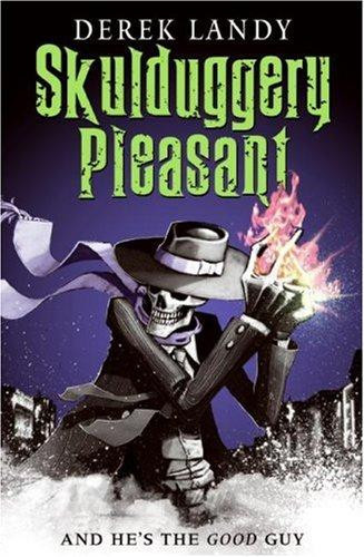 Scepter of the Ancients (Skulduggery Pleasant, Book 1) by Derek Landy
