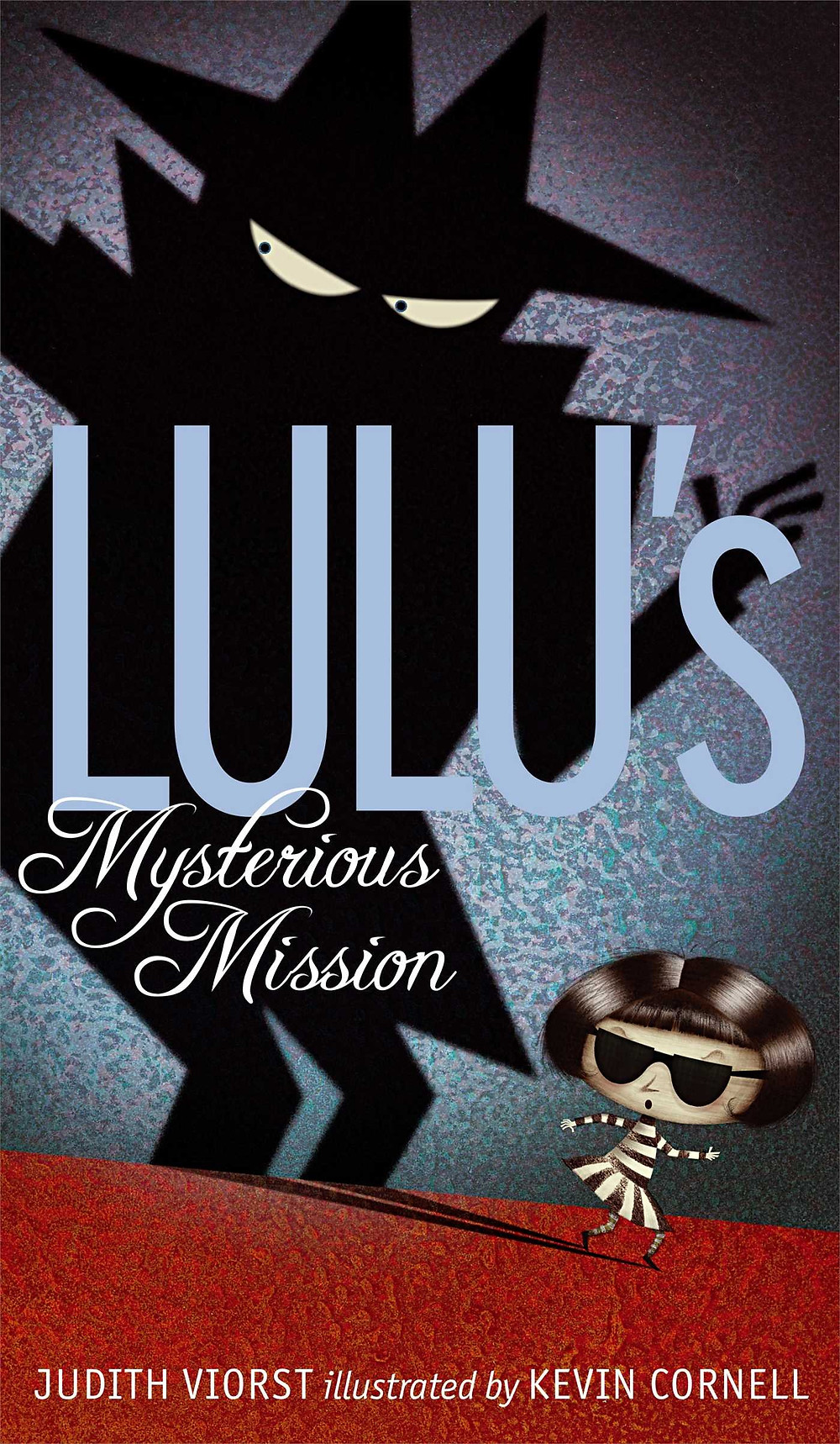 Lulu's Mysterious Mission by Judith Viorst